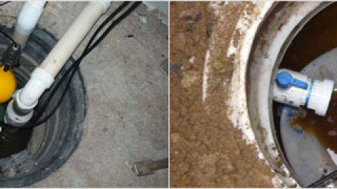 SUMP PIT TANK AND SEWAGE CLEANING