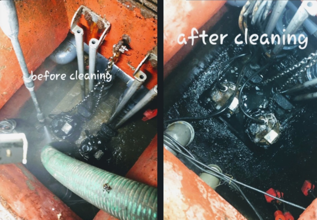 Shine Sewage tank cleaning services